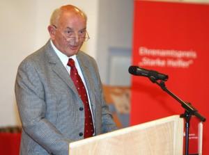 Rede von Norbert Kugel bei der Preisverleihung